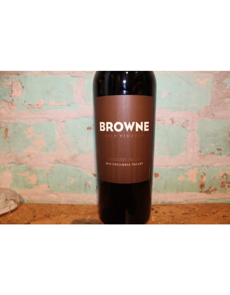 BROWNE CABERNET FRANC