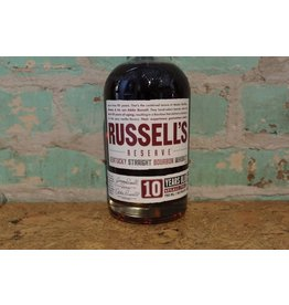RUSSELL'S RESERVE BOURBON WHISKEY 10 YEAR OLD
