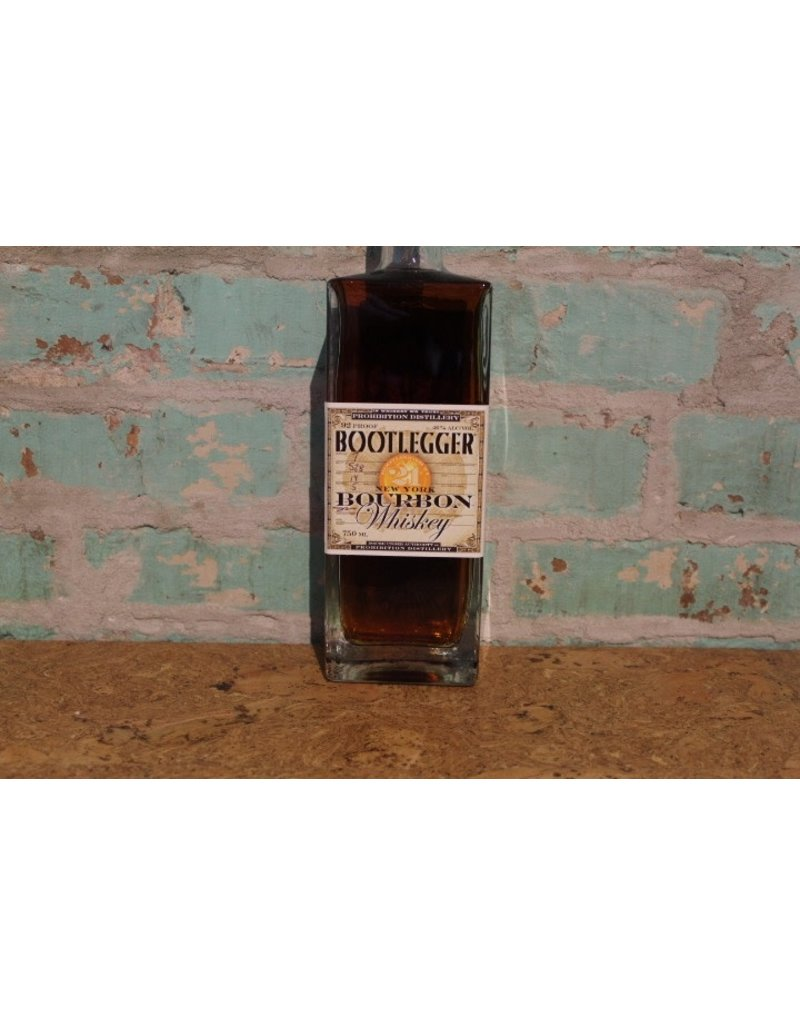 BOOTLEGGER BOURBON 750ML