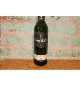 GLENFIDDICH 12 YEAR OLD SCOTCH WHISKEY