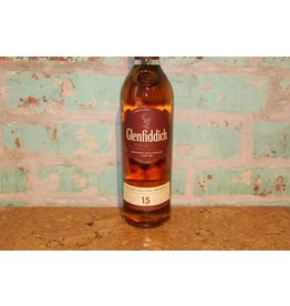 GLENFIDDICH 15 YEAR OLD SCOTCH WHISKEY