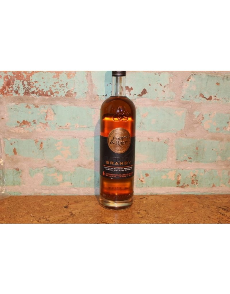 COPPER AND KINGS SMALL BATCH BRANDY