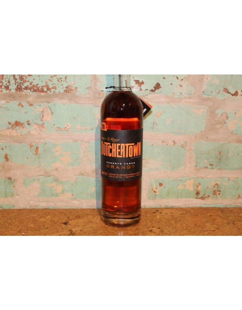 COPPER AND KINGS BUTCHERTOWN BRANDY
