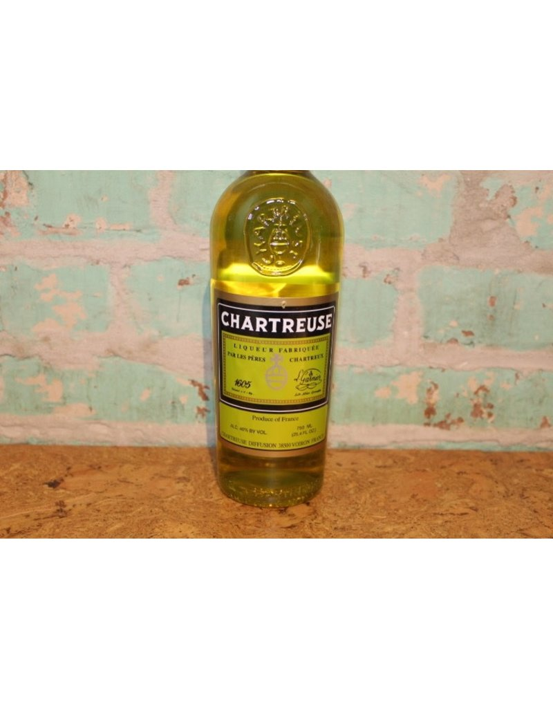 CHARTREUSE YELLOW  80