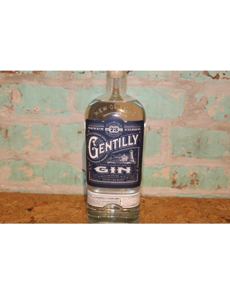 SEVEN THREE GENTILLY GIN