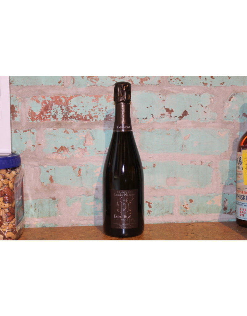 LOUIS NICAISE CHAMPAGNE EXTRA BRUT MILLESIME 2011