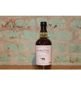 BALVENIE 14 YR PEATED SCOTCH