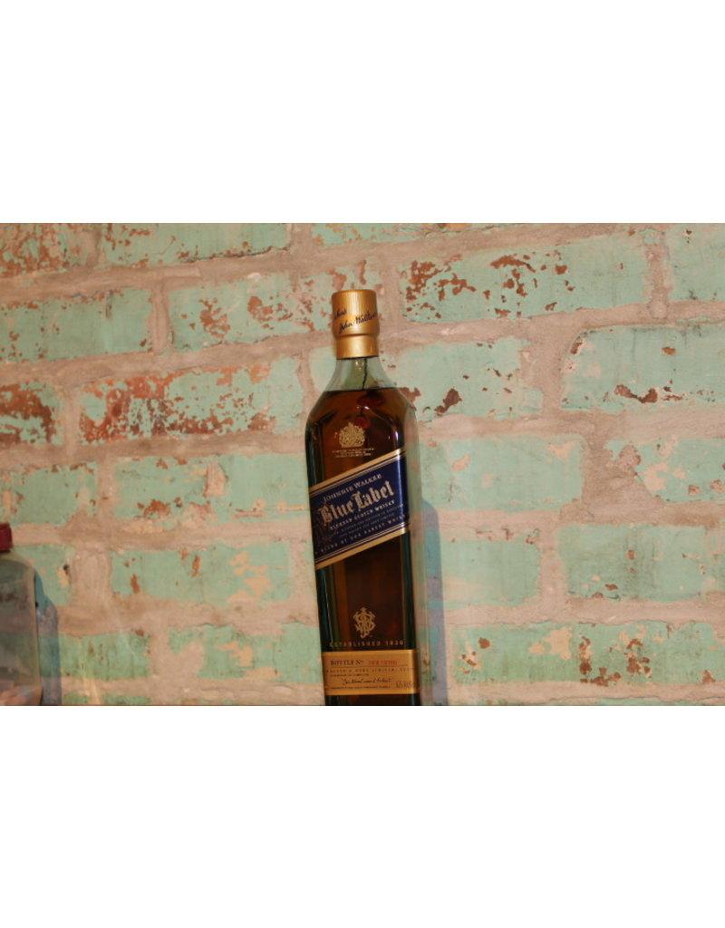 JOHNNIE WALKER  BLUE LABEL BLENDED SCOTCH
