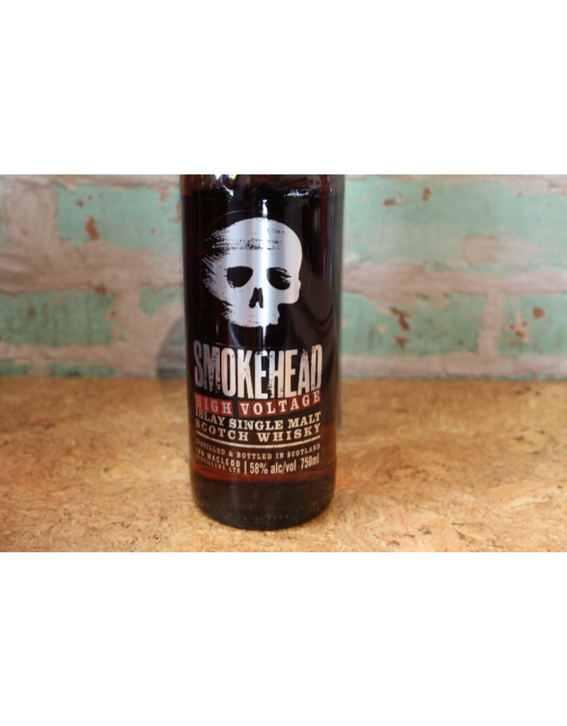 SMOKEHEAD HIGH VOLTAGE ISLAY WHISKY