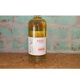 KAIYO THE SINGLE MIZUNARA 7 YEAR OAK WHISKY