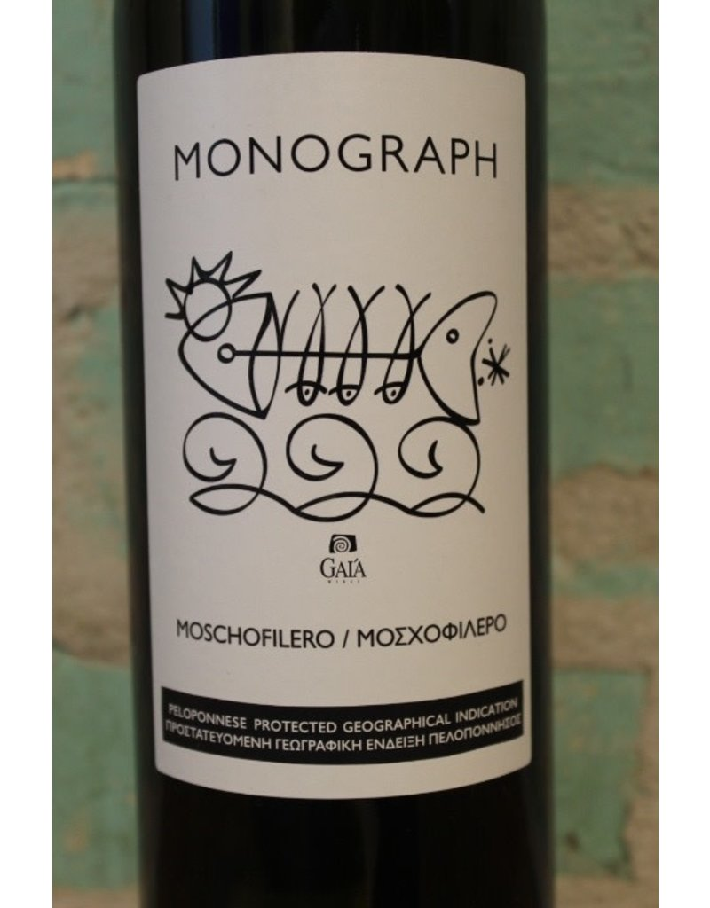 GAI'A MONOGRAPH  MOSCHOFILERO