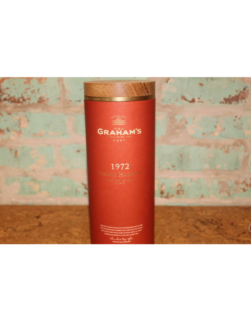 GRAHAM'S 1972 SINGLE HARVEST TAWNY PORT COLHEITA
