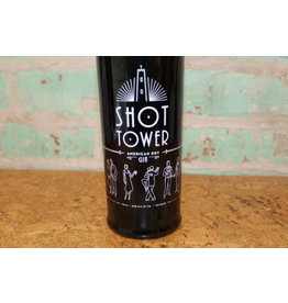 SHOT TOWER AMERICAN DRY GIN