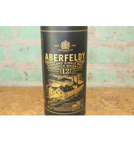 ABERFELDY SCOTCH 12 YEAR OLD