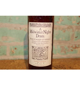 High West HIGH WEST MIDWINTER'S NIGHT DRAM