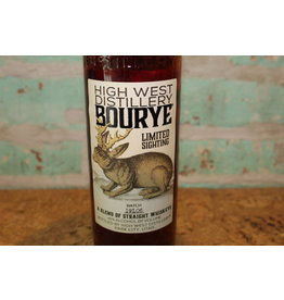 HIGH WEST WHISKEY BOURYE
