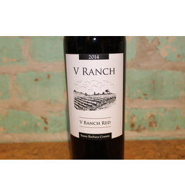 VINCENT VINEYARDS V RANCH RED BLEND