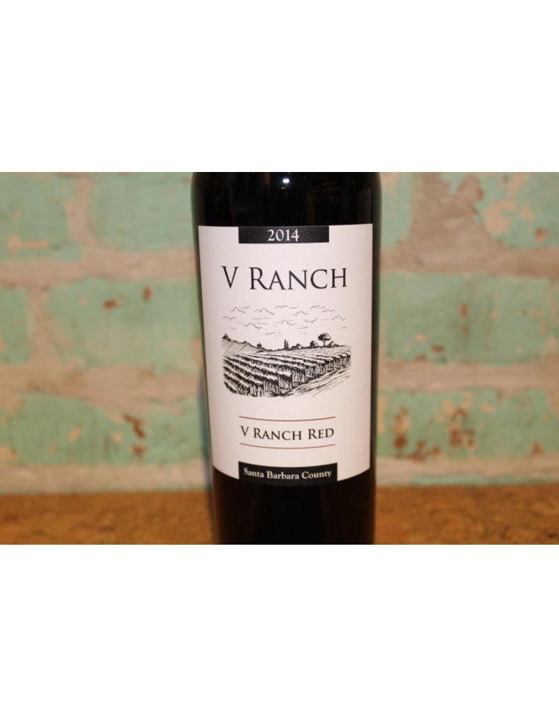 VINCENT VINEYARDS V RANCH RED BLEND