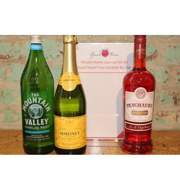 WEEKLY HOME SURVIVAL KIT - ROYAL STREET FIZZ