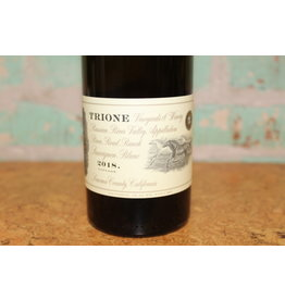 TRIONE SAUVIGNON BLANC RUSSIAN RIVER VALLEY