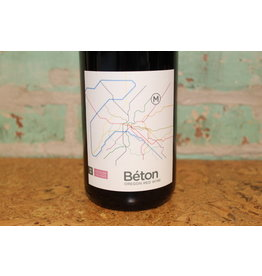 DIVISION-VILLAGES BETON RED BLEND