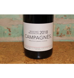 MAXIME MAGNON CAMPAGNES CORBIERES ROUGE
