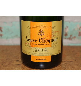 VEUVE CLICQUOT GOLD LABEL VINTAGE 2012