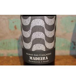 ALMAS DAS CALCADAS 5 YEAR RAINWATER MADEIRA