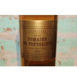 DOMAINE DE FONTSAINTE CORBIERES GRIS DE GRIS ROSE 1.5 L