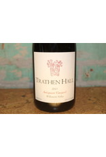 TRATHEN HALL ANTIQUUM VINEYARD PINOT NOIR