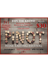 PINOT NOIR FEST! SEPTEMBER 19TH, 2020