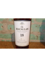 MACALLAN DOUBLE CASK 18 YEAR