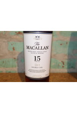 MACALLAN DOUBLE CASK 15 YEAR