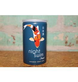 TOZAI NIGHT SWIM SAKE CAN 188 ML