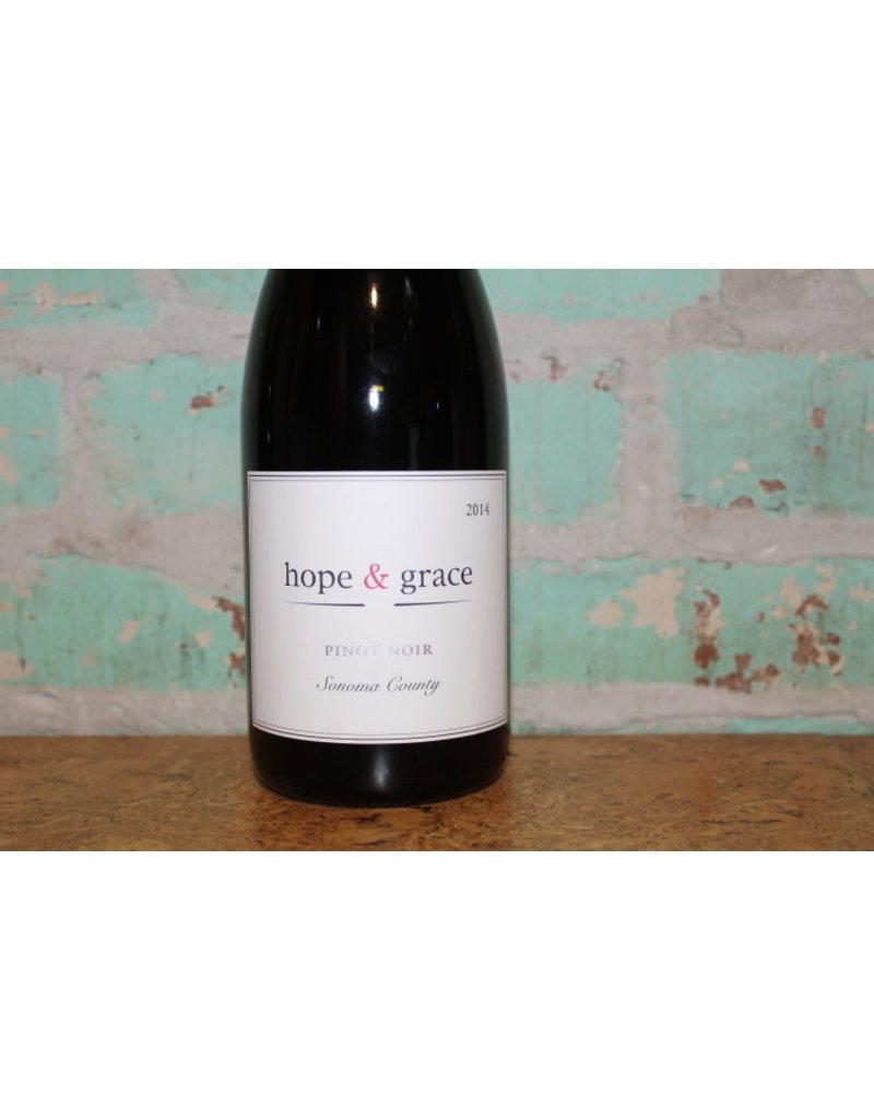 HOPE & GRACE SONOMA COAST PINOT NOIR