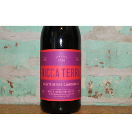 RICCA TERRA BULLETS BEFORE CANNONBALLS RED