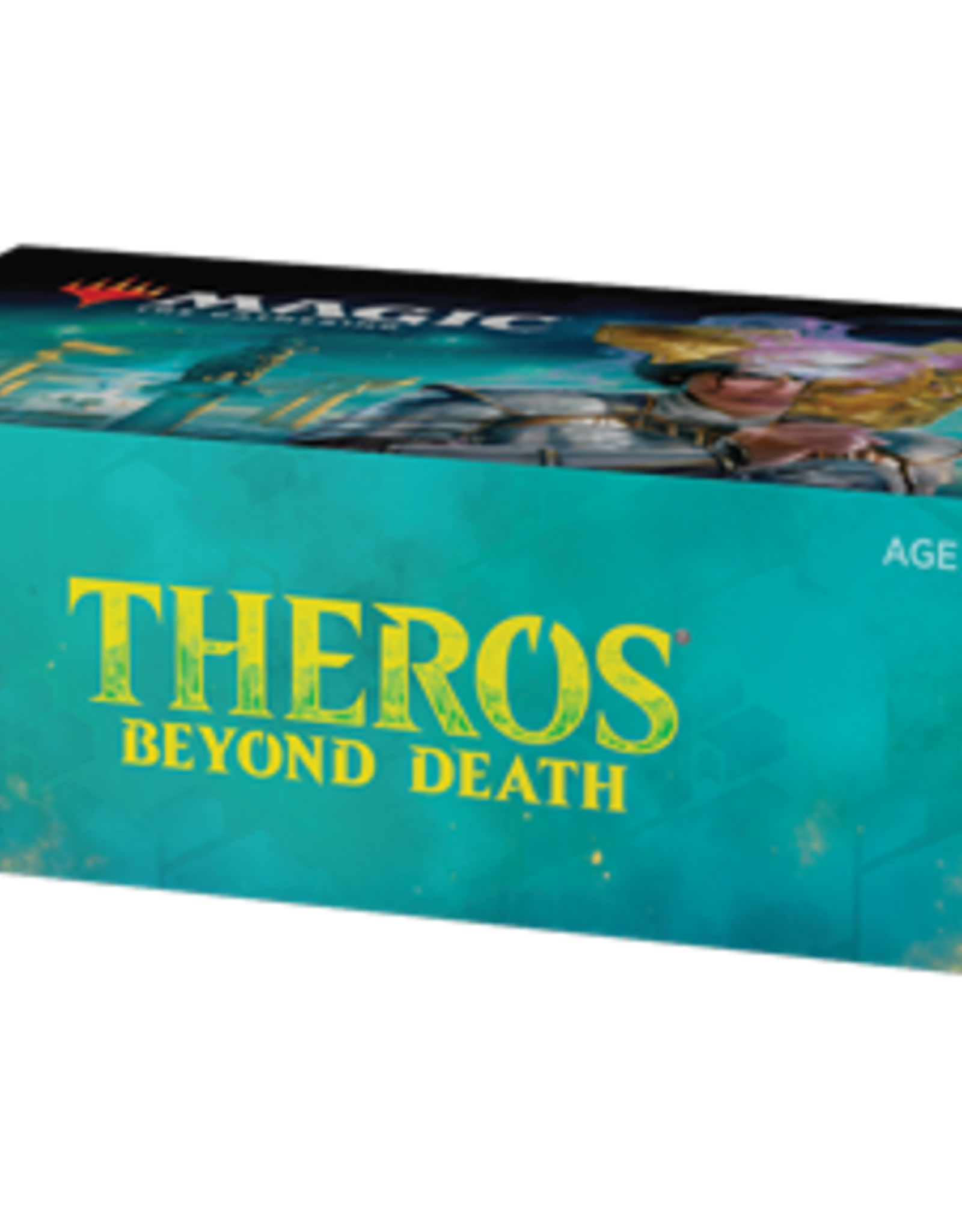 Wizards of the Coast Magic The Gathering Booster Box Theros Beyond Death