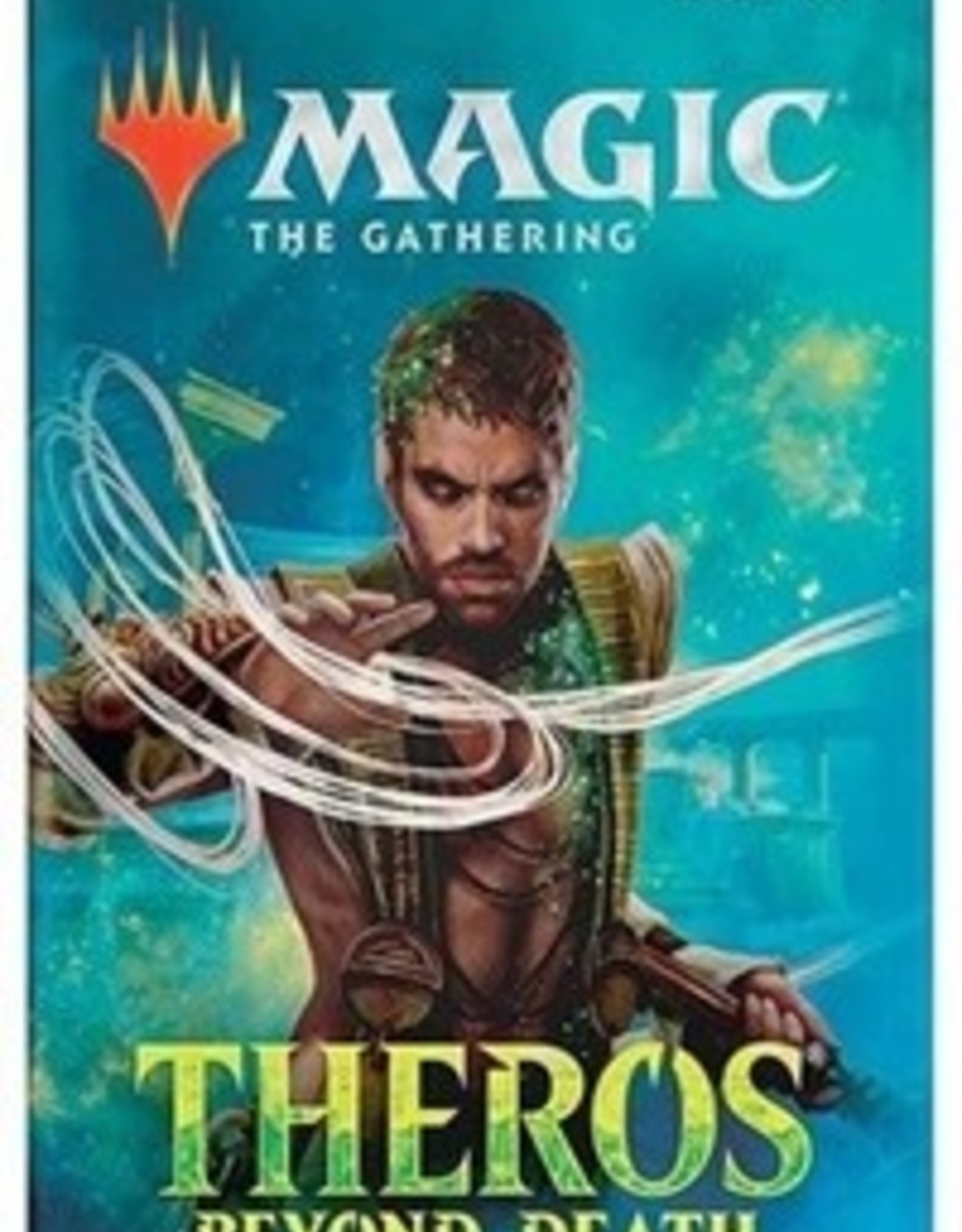 Wizards of the Coast Magic The Gathering Booster Pack Theros Beyond Death