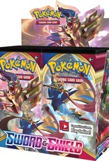 Pokemon Pokemon Sword and Shield Booster Box