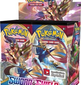 Pokemon Booster Box Pokemon Sword and Shield