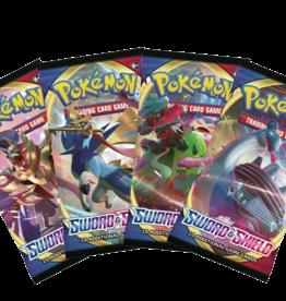 Pokemon Booster Pack Pokemon Sword and Shield