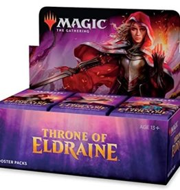 Wizards of the Coast MTG Booster Box Thrones of Eldraine