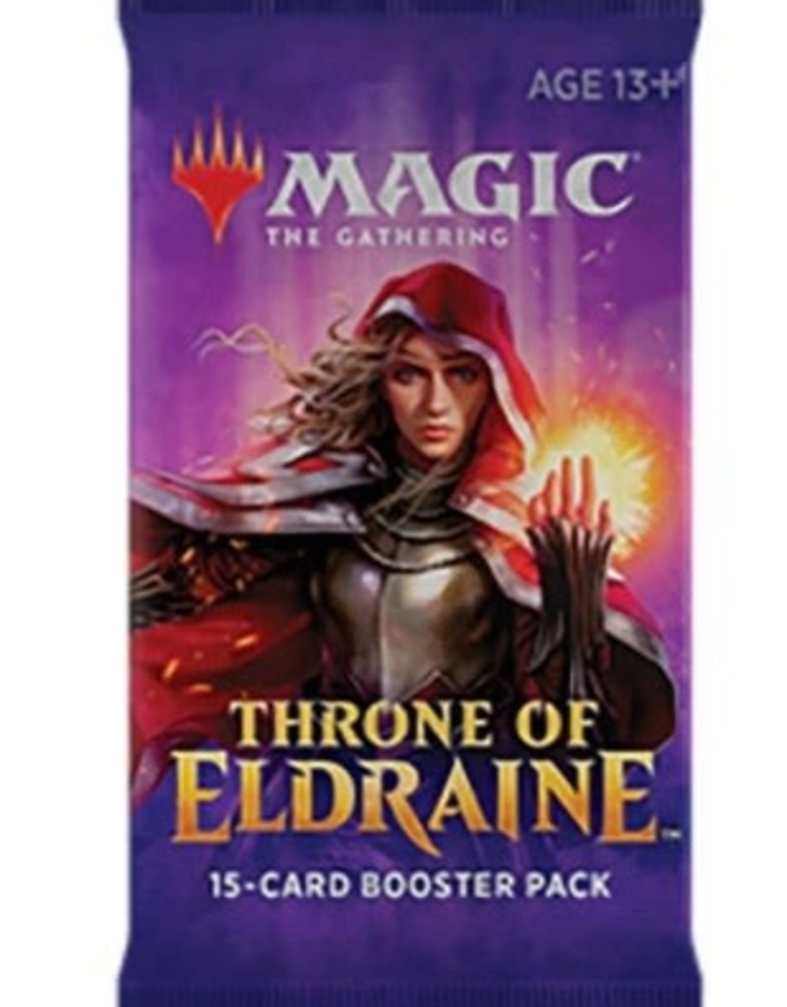 Wizards of the Coast Magic The Gathering Booster Pack Thrones of Eldraine
