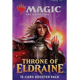 Wizards of the Coast MTG Booster Pack Thrones of Eldraine