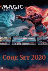 Wizards of the Coast Magic The Gathering  Booster Box Magic Core Set 2020