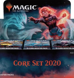 Wizards of the Coast Booster Box Core Set 2020