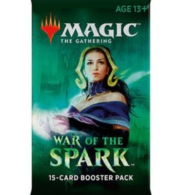 Wizards of the Coast MTG Booster Pack War of the Spark