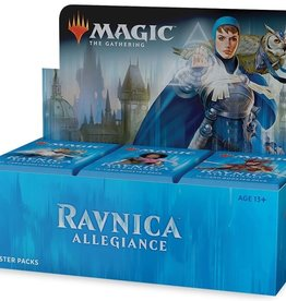 Wizards of the Coast MTG Booster Box Ravnica Allegiance