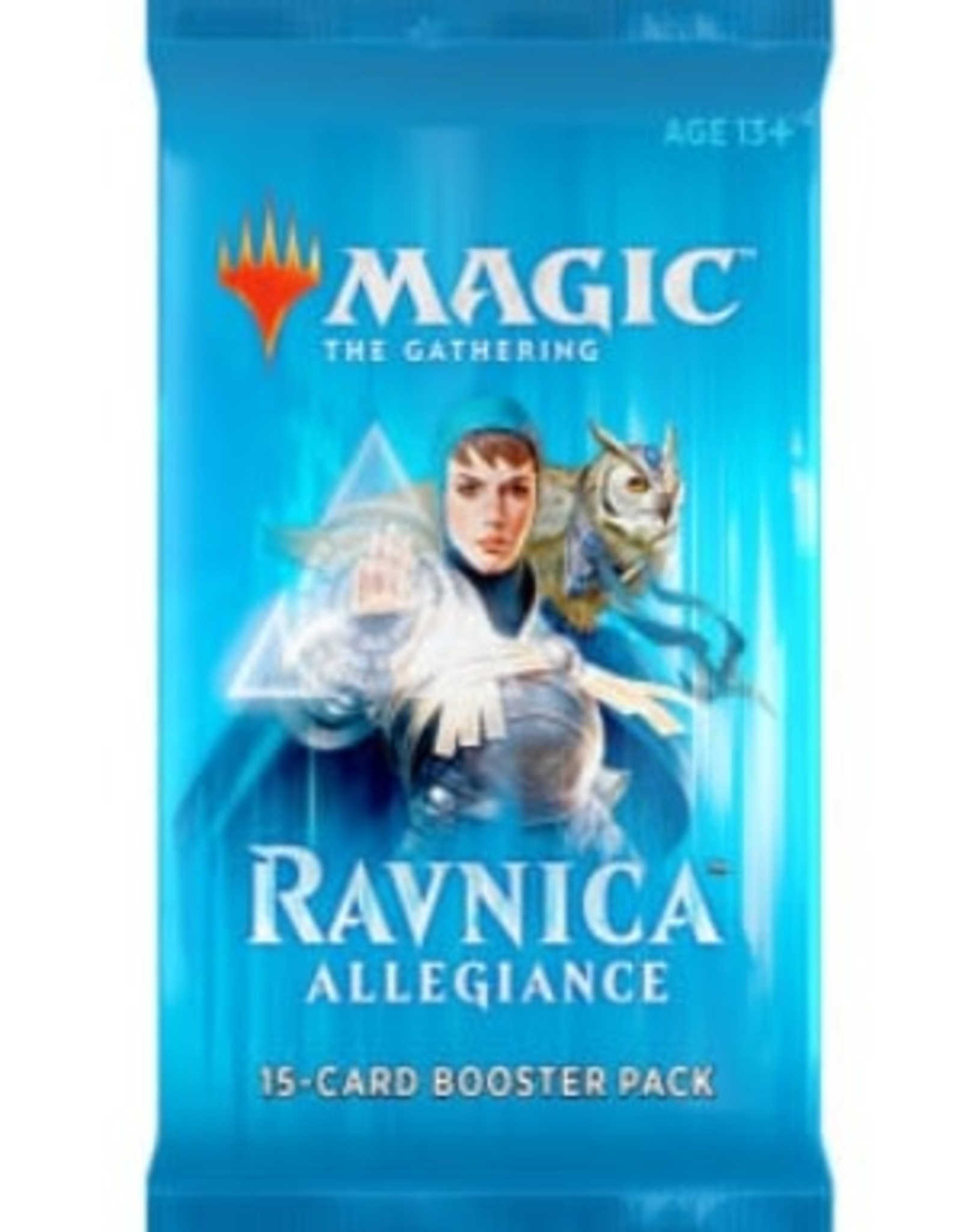 Wizards of the Coast Magic The Gathering Booster Pack Ravnica Allegiance
