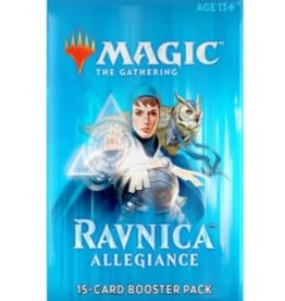 Wizards of the Coast MTG Booster Pack Ravnica Allegiance
